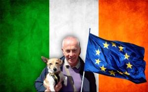 Ирландский письменный переводчик, работающий в ЕС, гордится своим языком